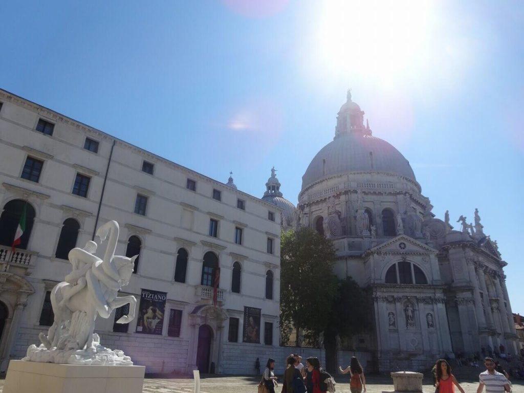 サンタ・マリア・デッラ・サルーテ聖堂