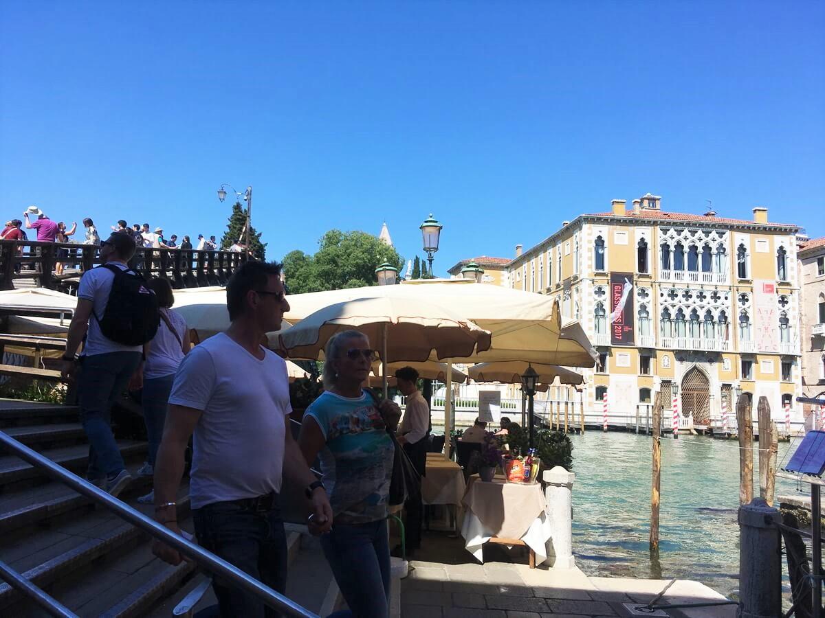 ヴェネツィアのアッカデーミア橋