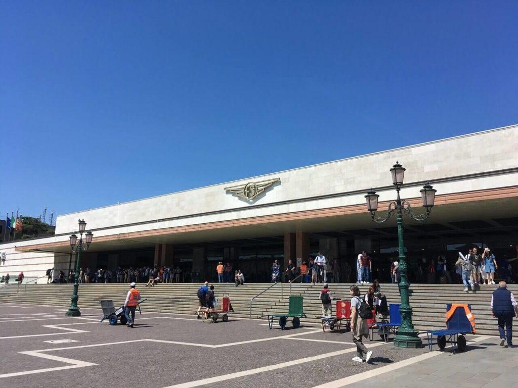 ヴェネツィア・サンタ・ルチーア駅