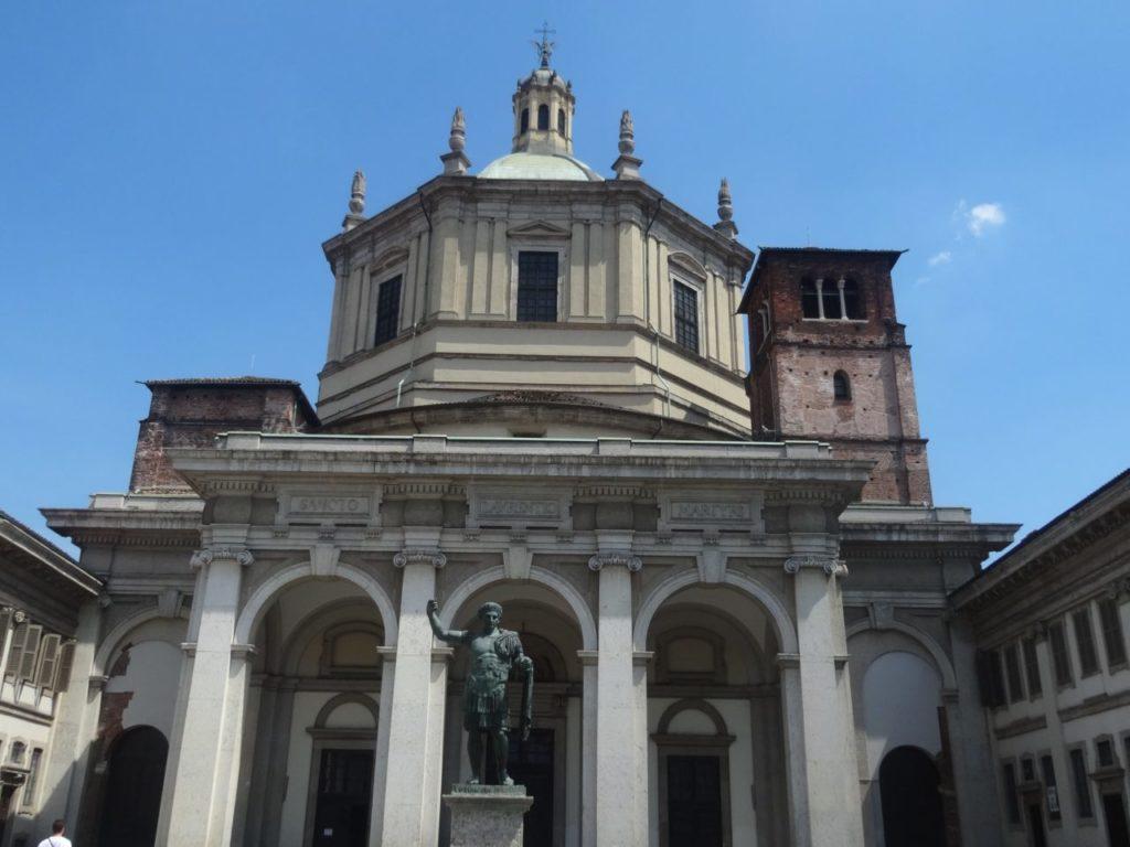 サン・ロレンツォ・マッジョーレ大聖堂