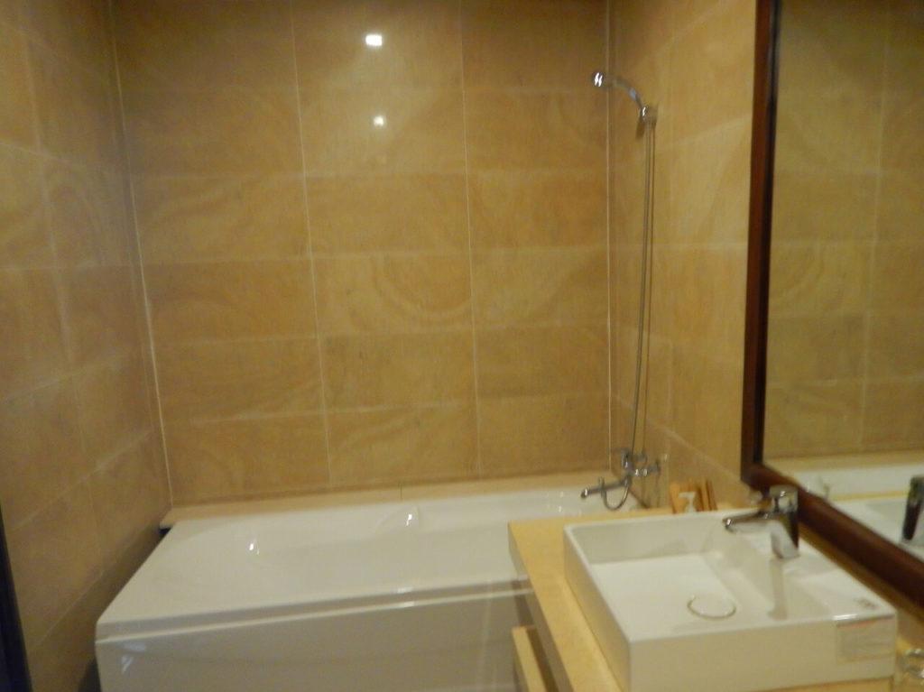 Calla Villa Hoi Anの浴槽