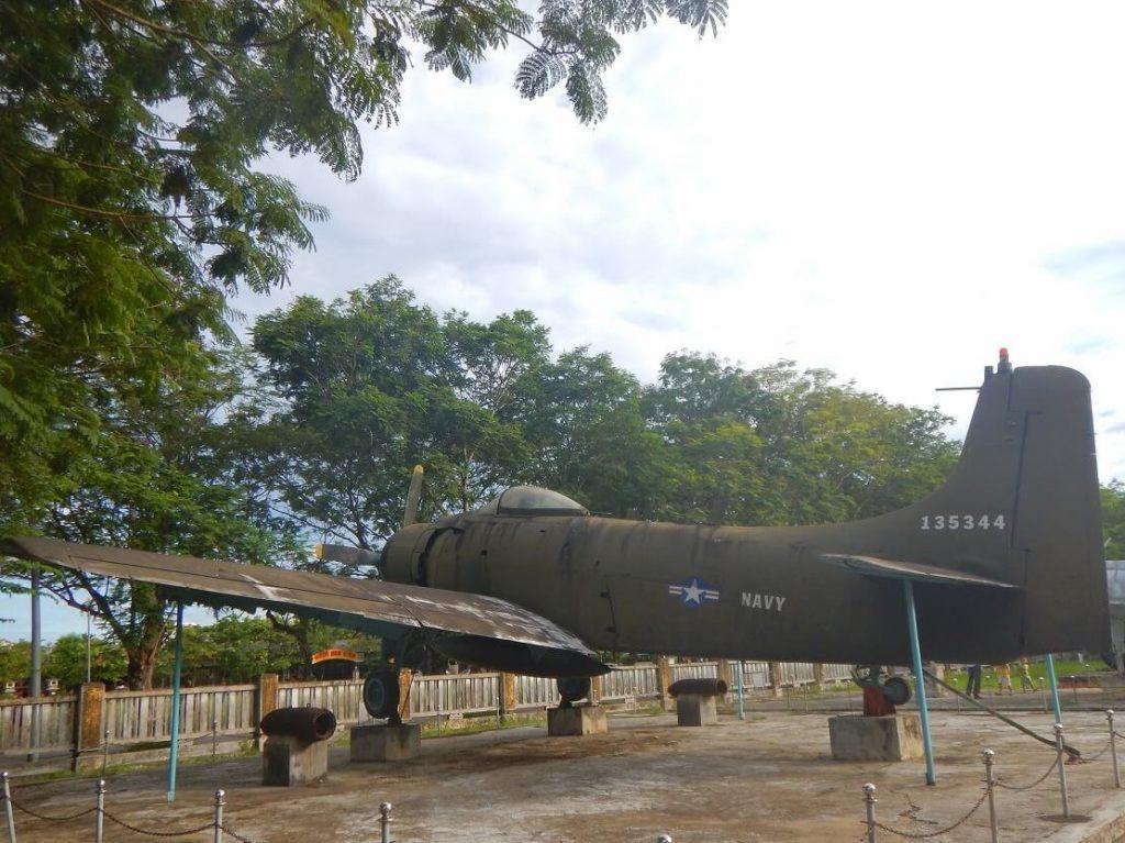 ベトナム戦争のアメリカ軍の戦闘機