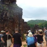 ベトナムのミーソン遺跡
