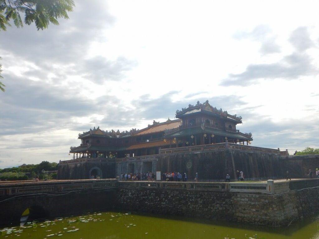グエン朝王宮の王宮門