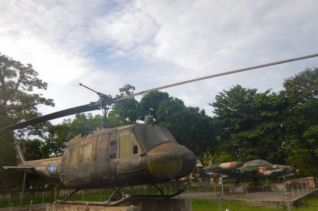 ベトナム戦争のアメリカ軍のヘリコプター