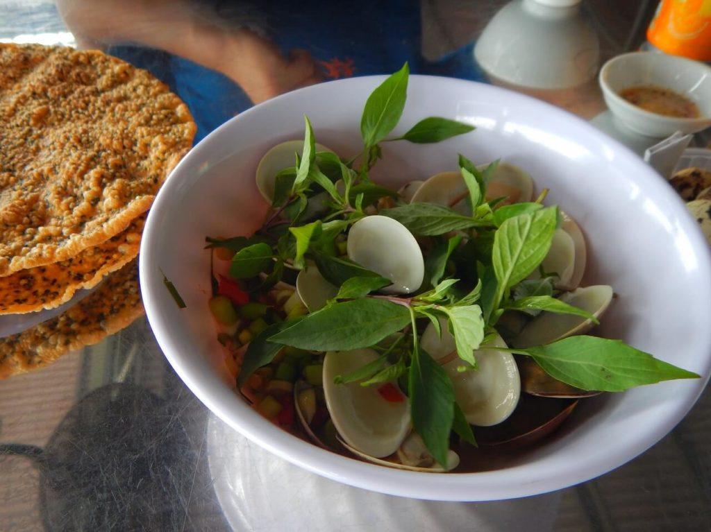 lunch_Hau_Sua_Quan_Restaurantのお昼ご飯