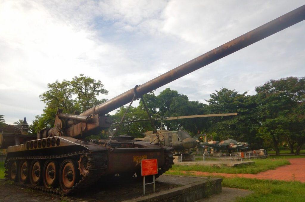 ベトナム戦争のアメリカ軍の戦車