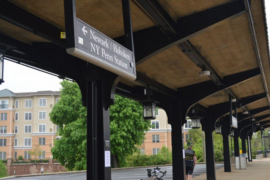 モリス・タウン駅