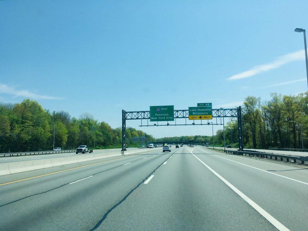 ニューヨークへの道