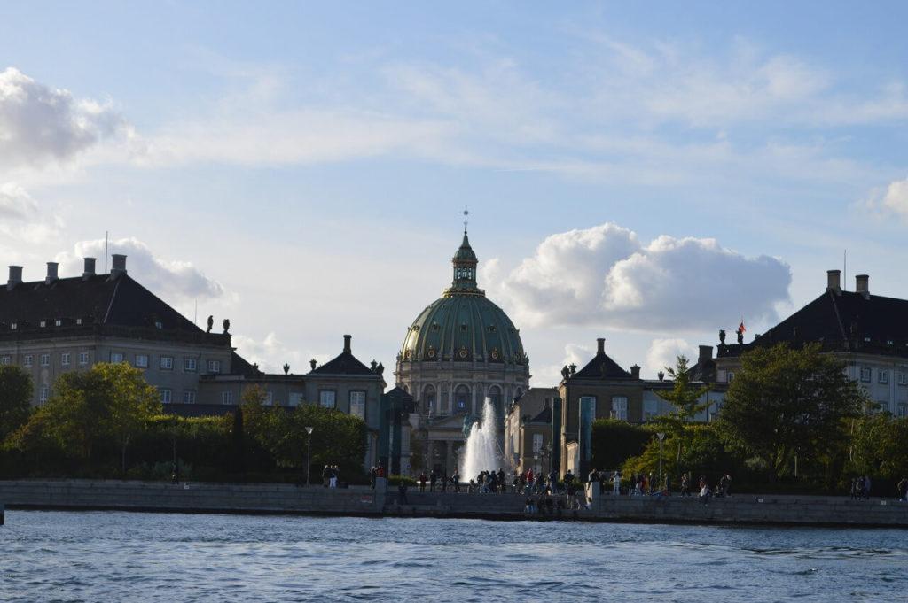 コペンハーゲンのフレデリックス教会