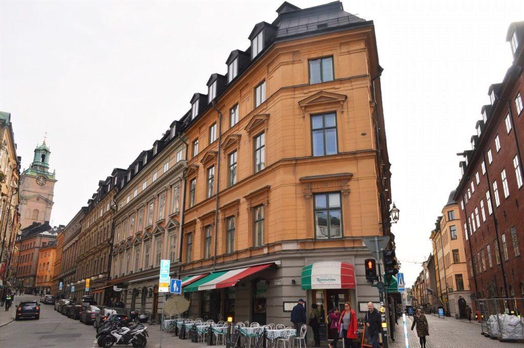 スウェーデンのガムラスタン