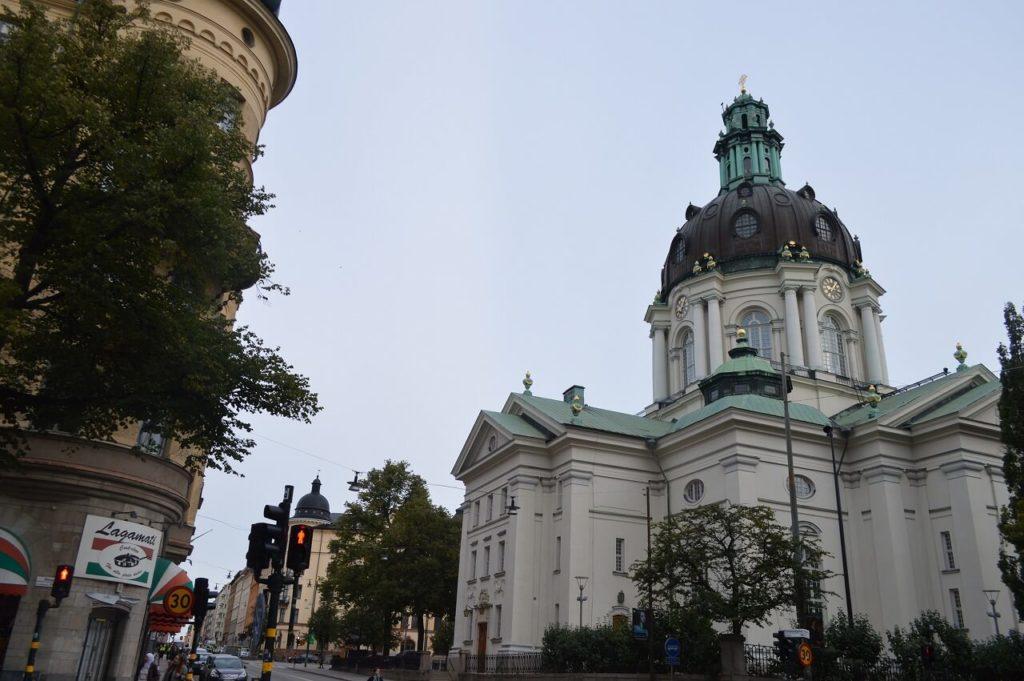 ストックホルムのグスタフヴァーサ教会