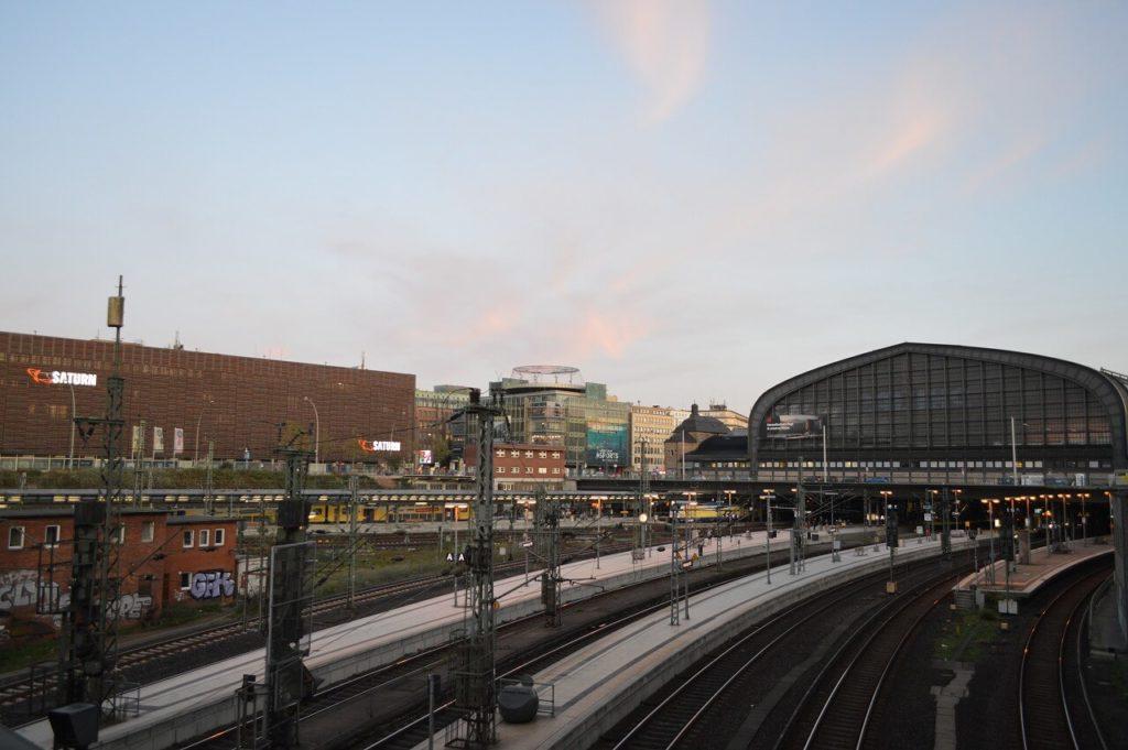 ハンブルク中央駅