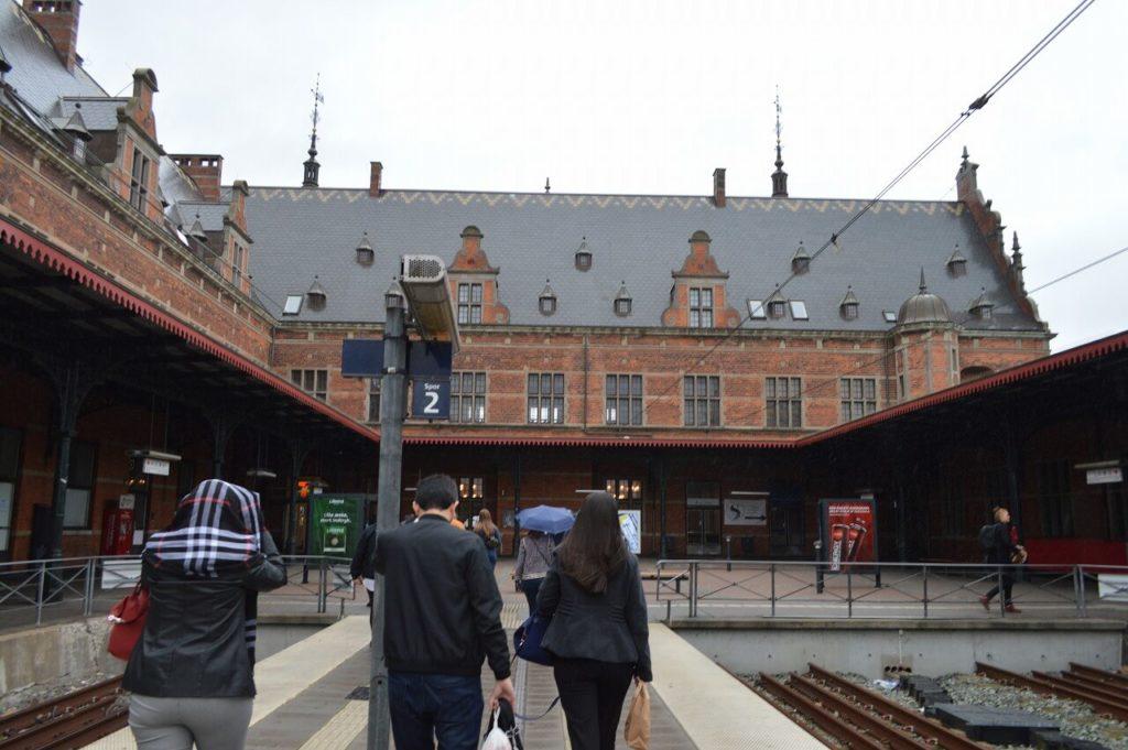 Helsingør駅