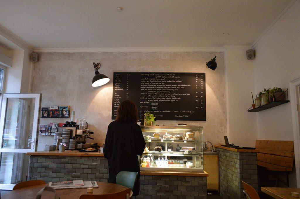 Kaffeebar Berlinのメニュー