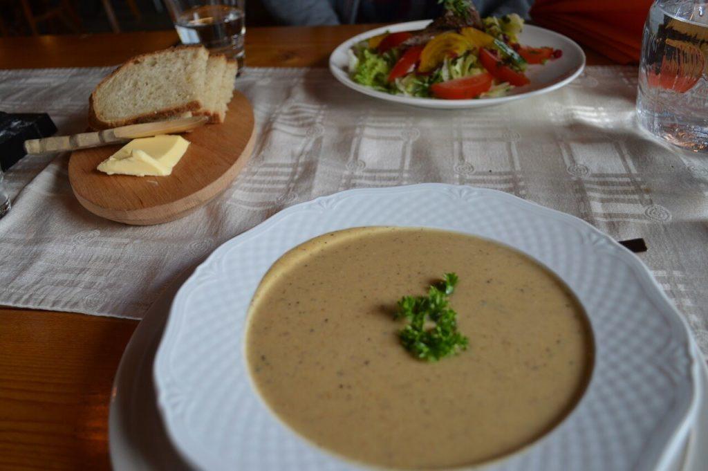 フィンランドのサーリセルカにある「Laanilan Kievari restaurant」