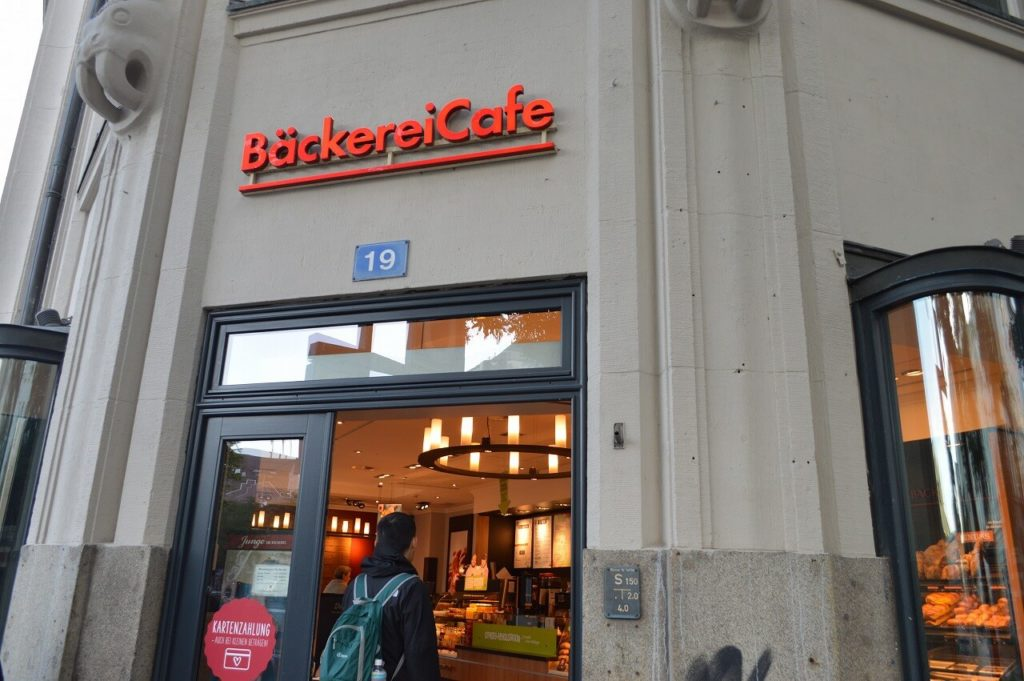 ハンブルクのカフェ「Schanzenbäckerei」
