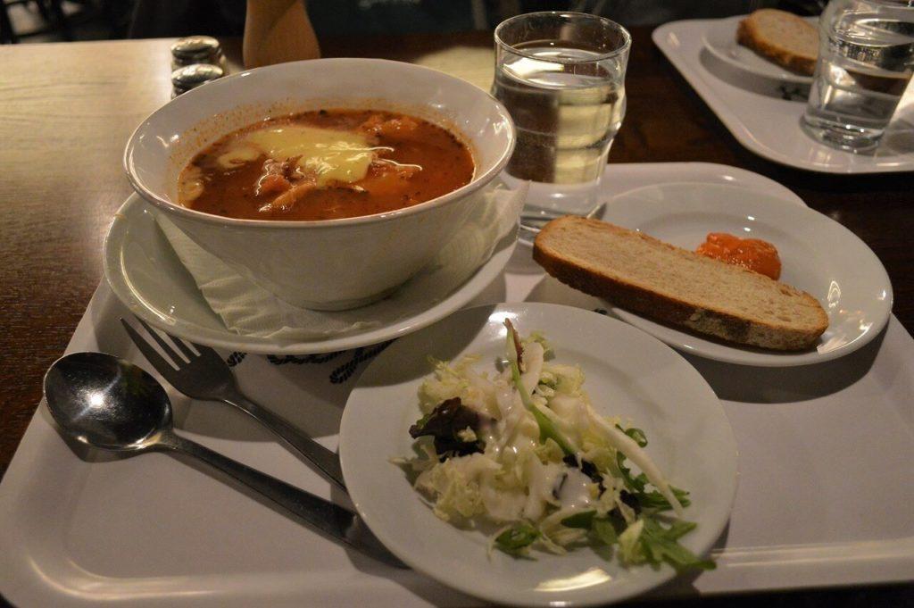 Stockholmのフィッシュスープがおススメのお店「Kajsas fisk」