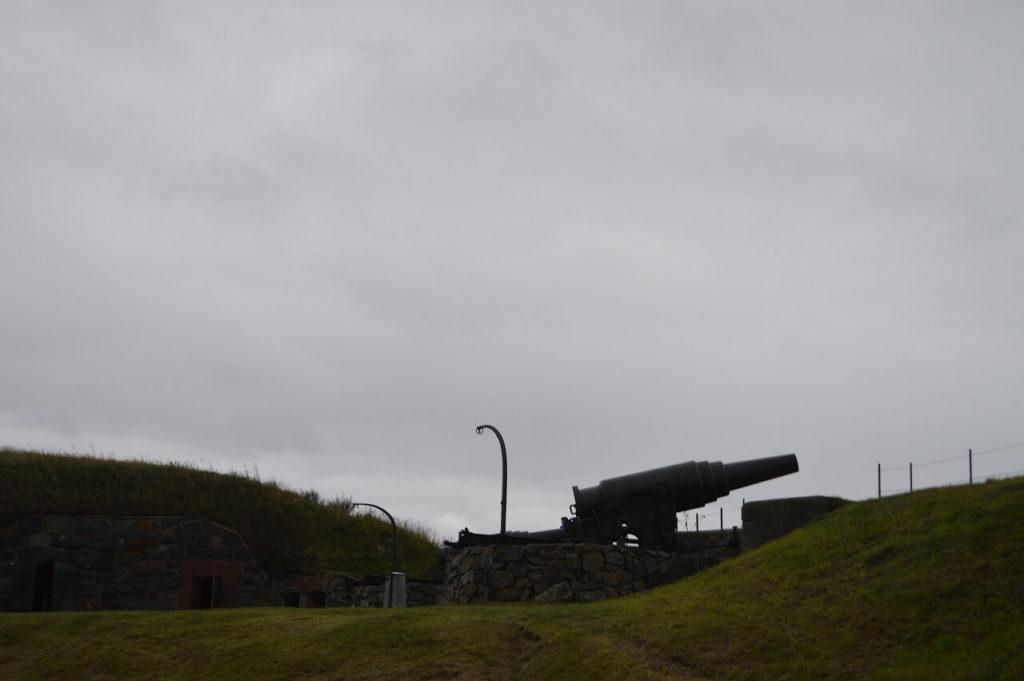 スオメンリンナの要塞