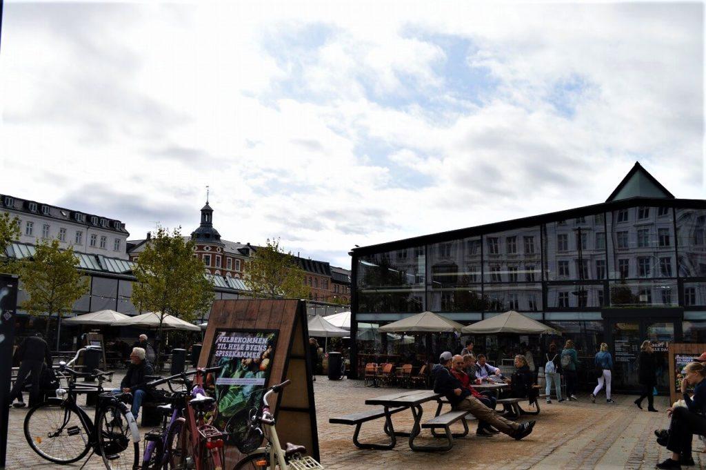 コペンハーゲンの「Torvehallerne」マーケット