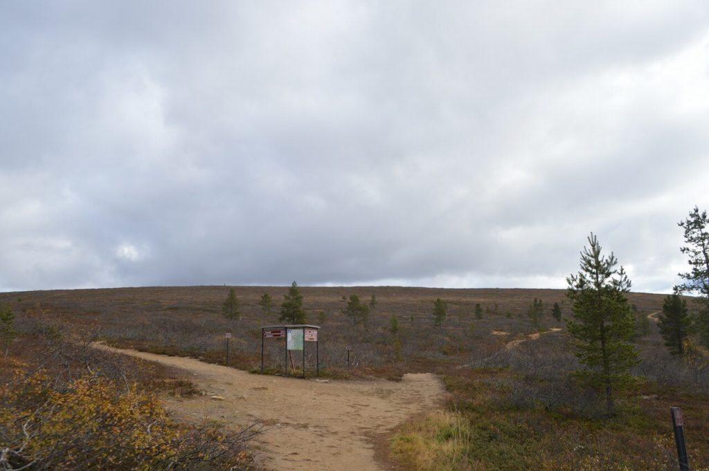 フィンランドのウルホ・ケッコネン国立公園