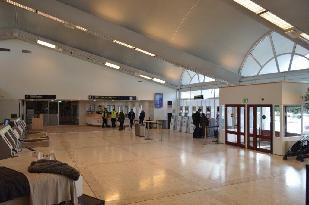 ヴィスビュー空港