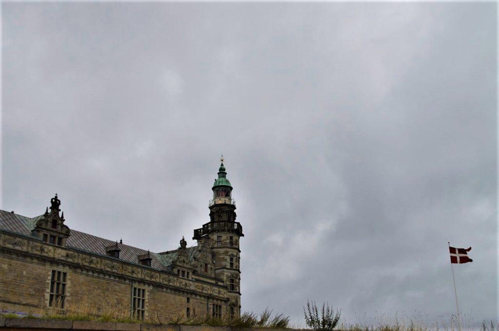デンマークのクロンボー城