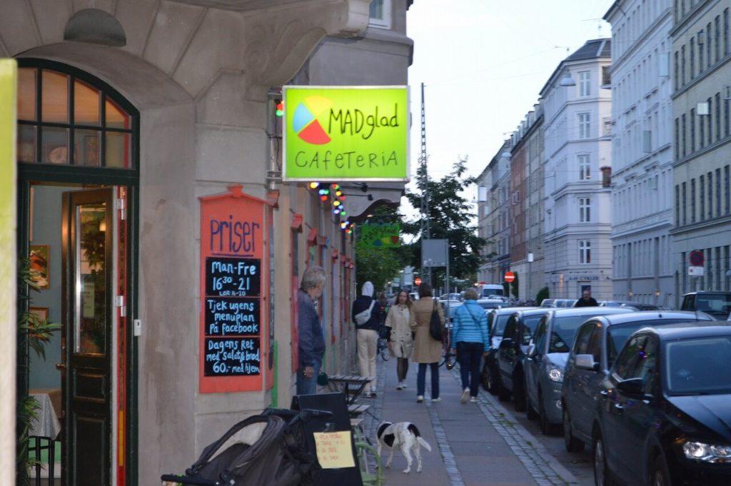 コペンハーゲンのご飯屋さん「madglad」