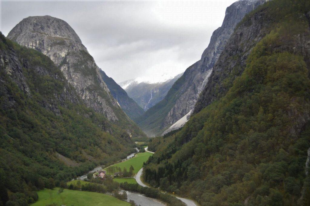 スタルハイム渓谷の絶景