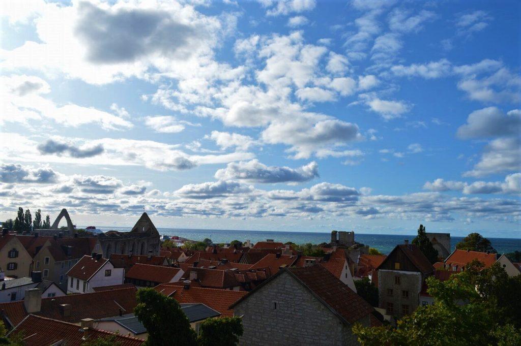 海の見える町ヴィスビュー