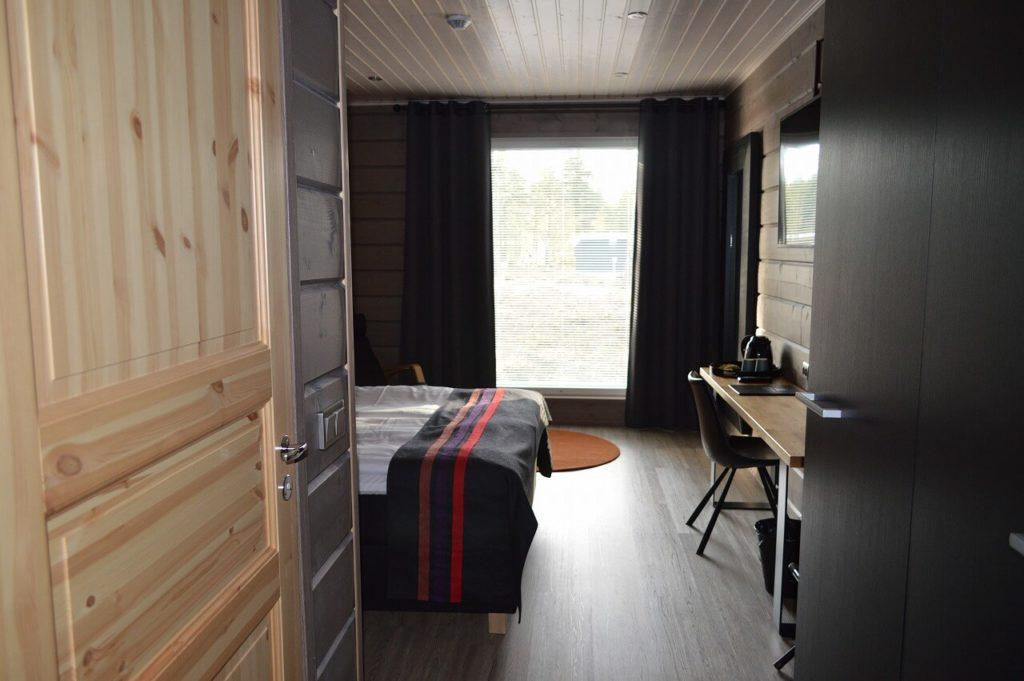 フィンランドのイナリのホテル「Wilderness Hotel Inari」