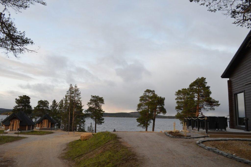 ヘルシンキのイナリのホテル「Wilderness Hotel Inari」
