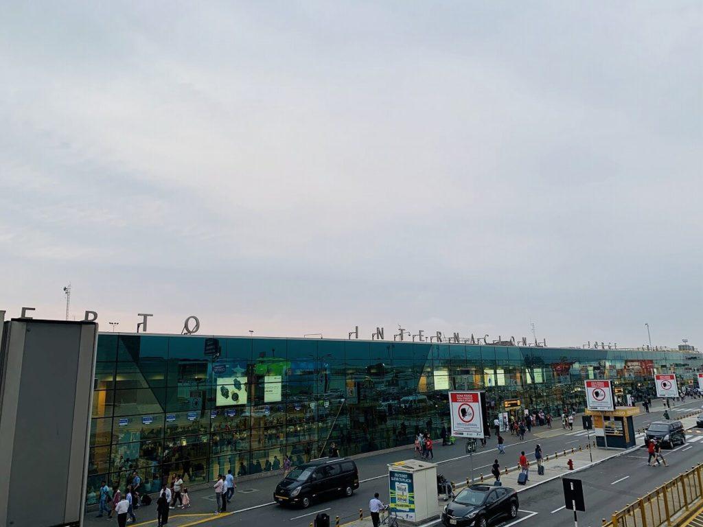 コスタ デル ソル ウィンダム リマ エアポートからの景色