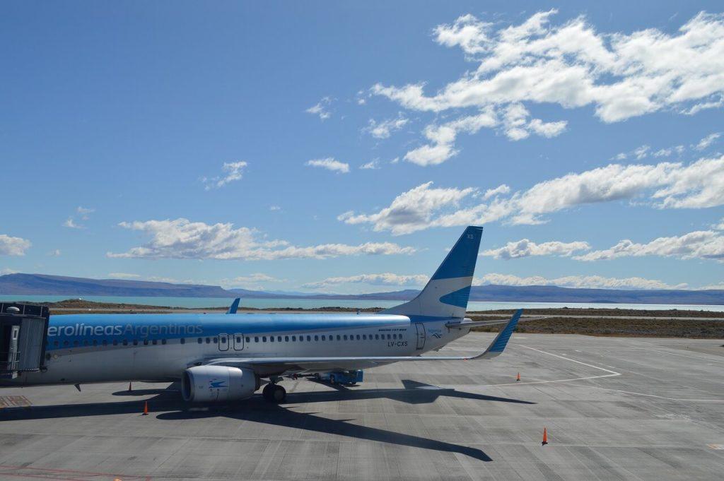 Aeropuerto Internacional Comandante Armando Tola de El Calafate