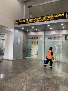 アレハンドロ・ベラスコ・アステテ国際空港