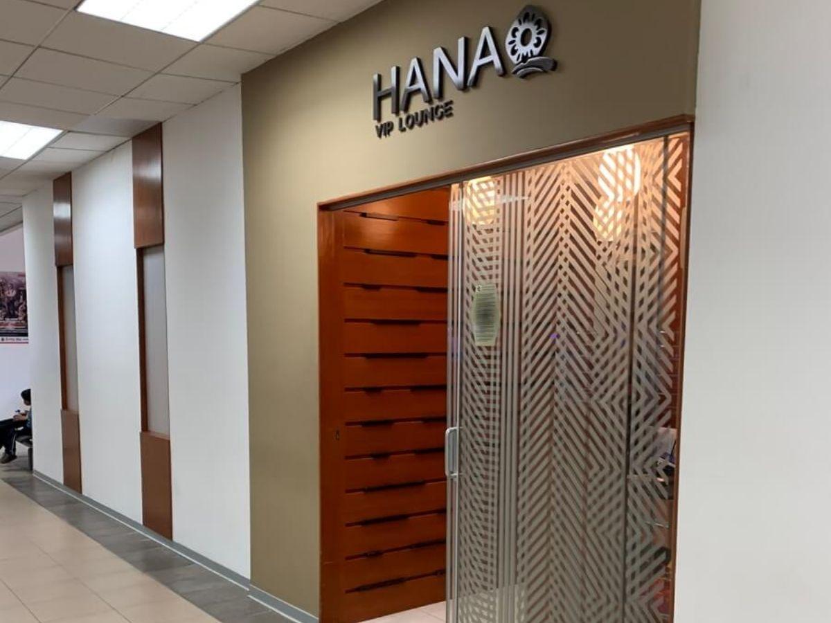 クスコの空港ラウンジ「HANAQ CUSCO」