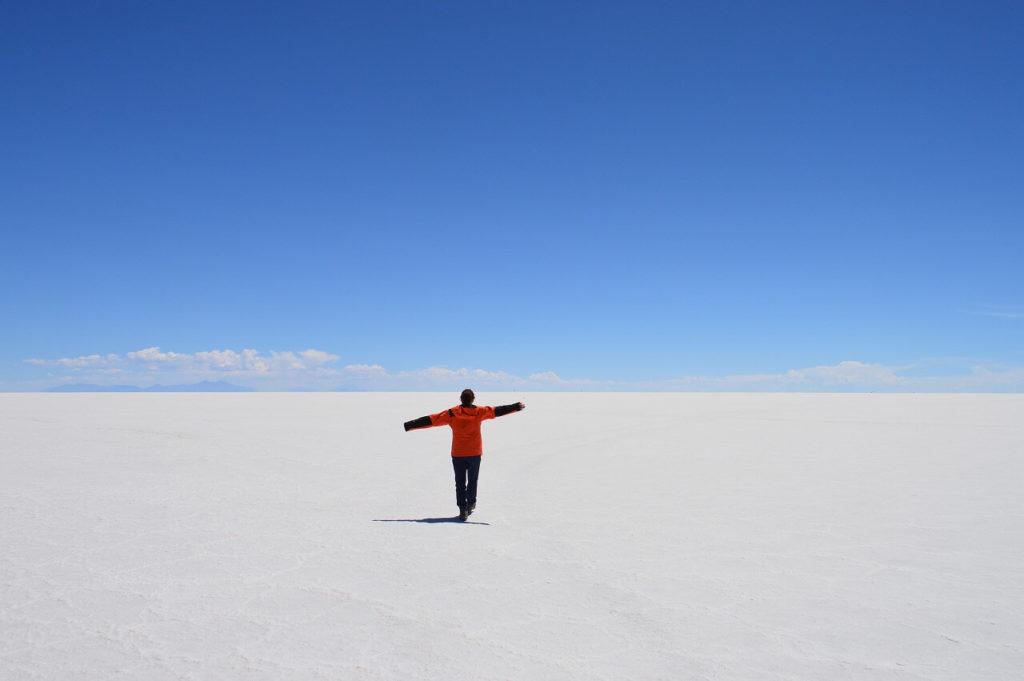 ウユニ塩湖(Salar De Uyuni)