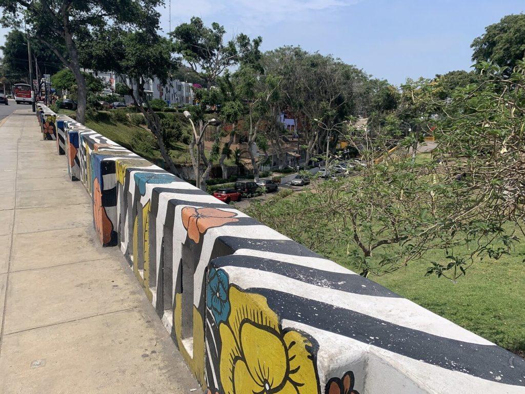 バランコ地区(Barranco)