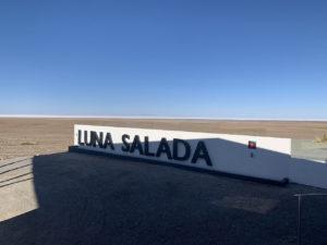 ウユニのホテル「ルナ・サラダ」
