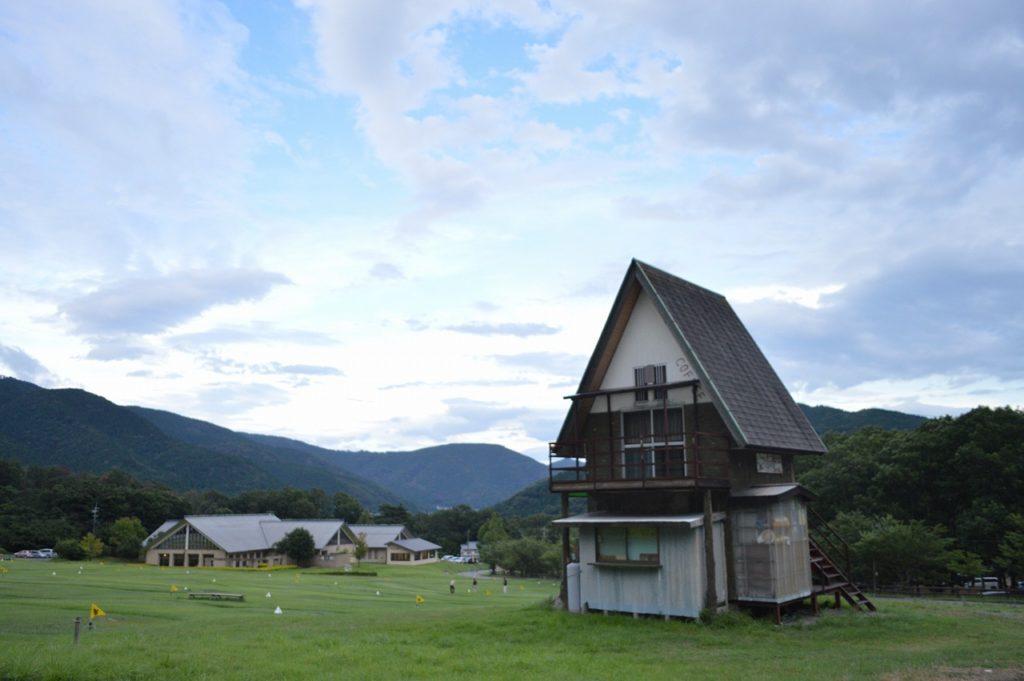 マキノ高原キャンプ場の高原サイト