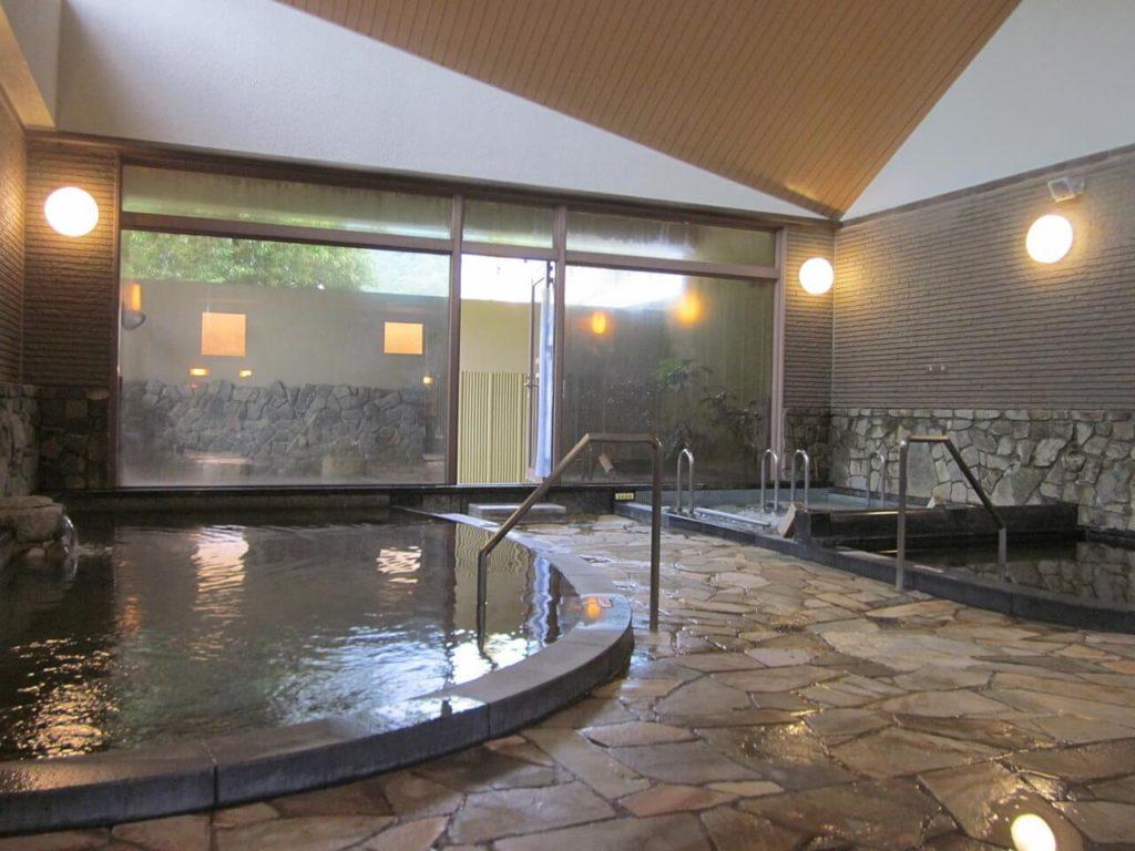 マキノ高原温泉さらさの湯
