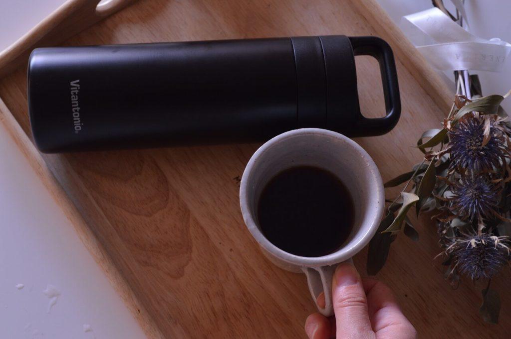 コーヒーが飲める「コトル」