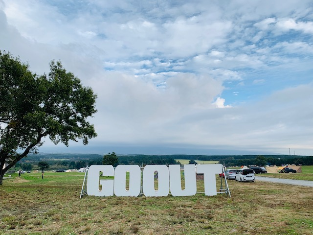 ふもとっぱらキャンプ場「GO OUT」