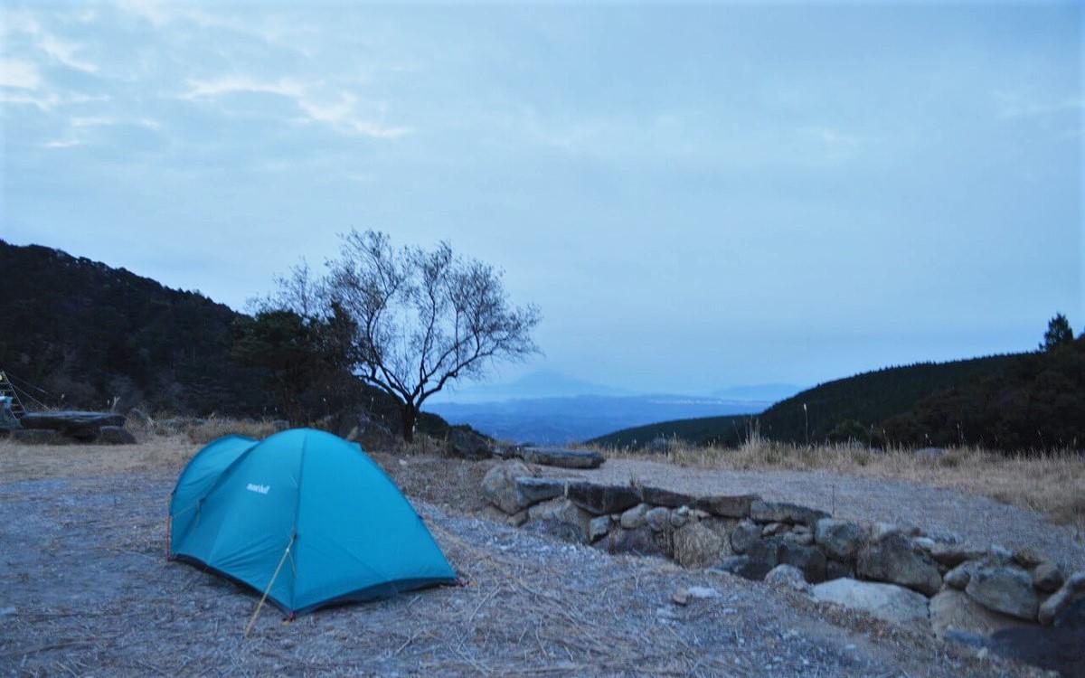 霧島温泉 旅の湯のキャンプ場